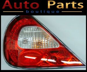 Jaguar Vanden Plas XJR XJ8 03-09 Left Tail Light Rear C2C24650