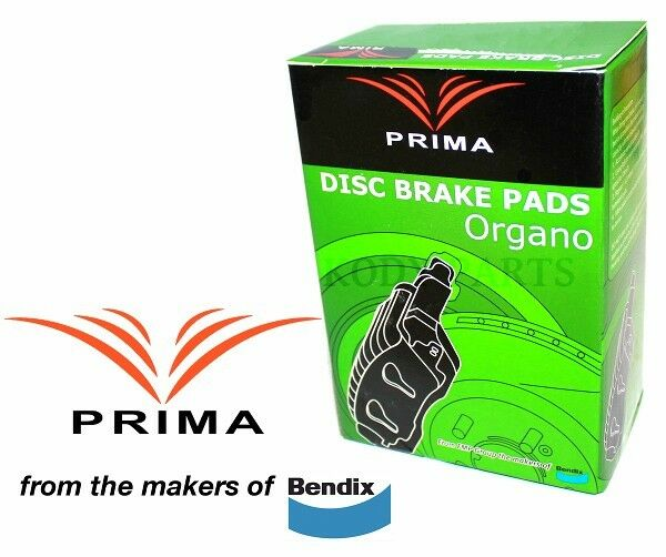 Prima Front Brake Pads Lexus LX470 4.7L V8 UZJ100 DB1365PR