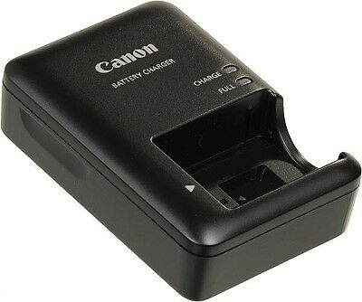 Genuine Canon CB-2LC Charger for PowerShot G15, SX50 HS, SX60 HS, Cameras