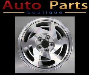 Corvette 1988-1989 left side mag rim wheel 17x9.5x5 OEM 10047635