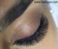 EYELASH EXTENSIONS➖MICROBLADING  -  EYELASH TRAINING