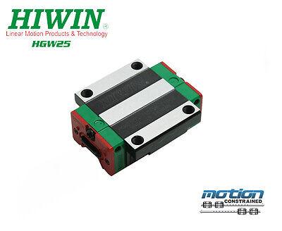 New Hiwin Hgw25cczac Flange Block Hgw25 Series 25mm