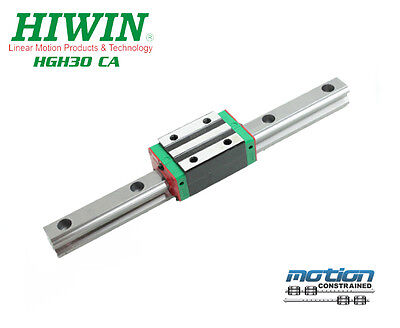 New Hiwin Hgh30cazac Square Block Linear Guides Hgh30 Series Up To 4000mm Long