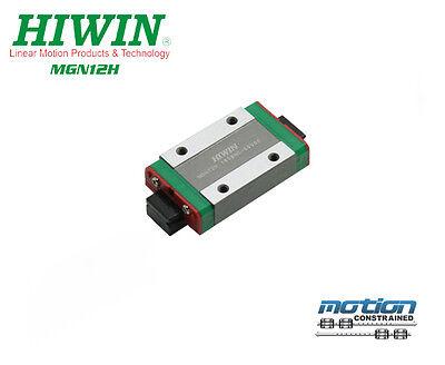 New Hiwin Mgn12h Long Block Mgn12 Series 12mm 3d Printer