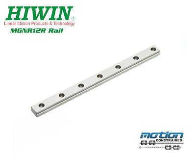 New Hiwin Mgnr12r Linear Guideway Rail Mgn12 Series Up To 1995mm Long