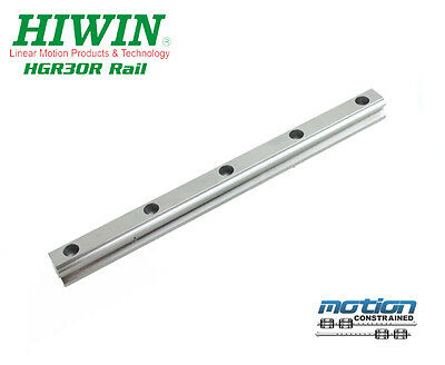 New Hiwin Hgr30r Linear Guideway Rail Hgr30 Series Up To 4000mm Long