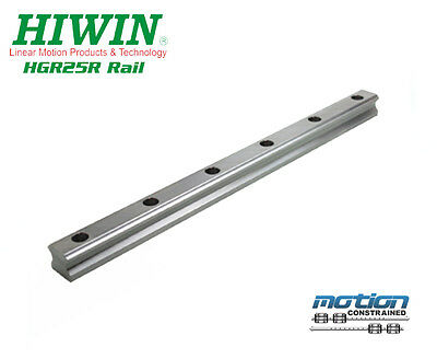 New Hiwin Hgr25r Linear Guideway Rail Hgr25 Series Up To 4000mm Long
