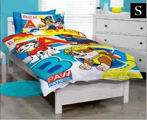Paw Patrol Single Bed Quilt Cover Set - Multi Currans Hill Camden Area Preview