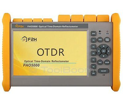 Grandway Fho5000-d26 Optical Time-domain Reflectometer 13101550 Nm 2624 Db