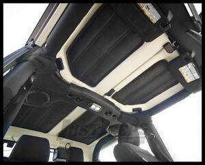 Rugged Ridge Jeep JK Hardtop Insulation / Sound Deadener Kit