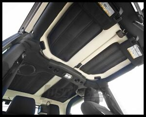 Rugged Ridge Jeep JK Hardtop Insulation / Sound Deadener Kit