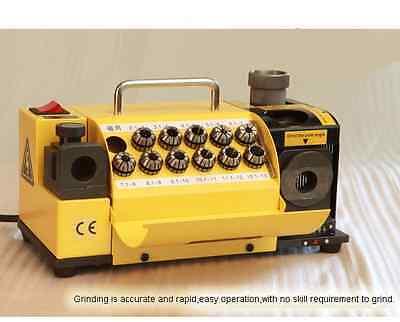 Mr-13d Drill Bits Sharpener Grinder Grinding Machine 2-13 Mm 100-135 Angle