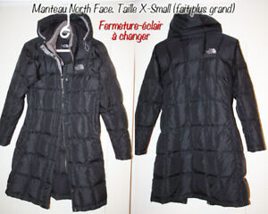 Manteau, North Face, Small