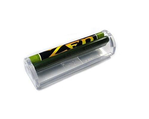 Zen Cigar Roller Blunt Rolling Machine Jumbo Perfect Long 125mm w Instructions