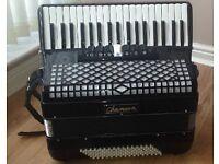 Shanson 96 bass accordion