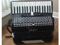 Shanson Musette, 96 bass Accordion