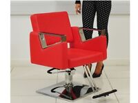 Hairdressers chairs (black)
