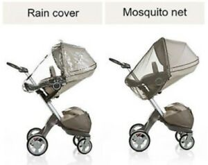 Stokke rain cover and mosquito net