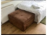 Ottoman single folding bed guests
