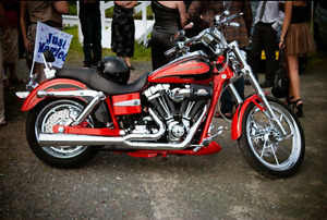 2007 FXDSE Screaming Eagle Dyna