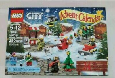 LEGO City Advent Calendar 2016 Set 60133 Christmas
