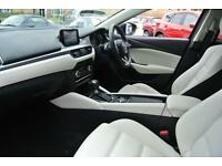 2017 Mazda 6 2.2d (175) Sport Nav 5dr Automatic Diesel Estate