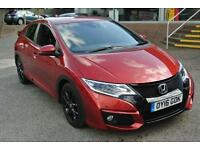 2016 Honda Civic 1.6 i-DTEC Sport 5dr Manual Diesel Hatchback