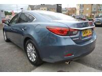 2014 Mazda 6 2.2d SE-L Nav Automatic Diesel Saloon