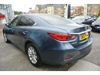 2013 Mazda 6 2.0 SE-L Nav 4dr Manual Petrol Saloon