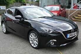 2016 Mazda 3 1.5d Sport Nav 5dr Manual Diesel Hatchback
