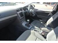 2014 Volkswagen Golf 1.6 TDI 105 SE 5dr Manual Diesel Hatchback