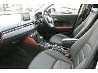2015 Mazda CX-3 2.0 Sport Nav Automatic Petrol Hatchback