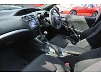 2016 Honda Civic 1.6 i-DTEC Sport 5dr Manual Diesel Hatchback
