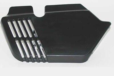 Seiten Abdeckung (Batterieabdeckung / Seitendeckel grundiert für BMW R 45 / 65 links R45 / R65 neu)