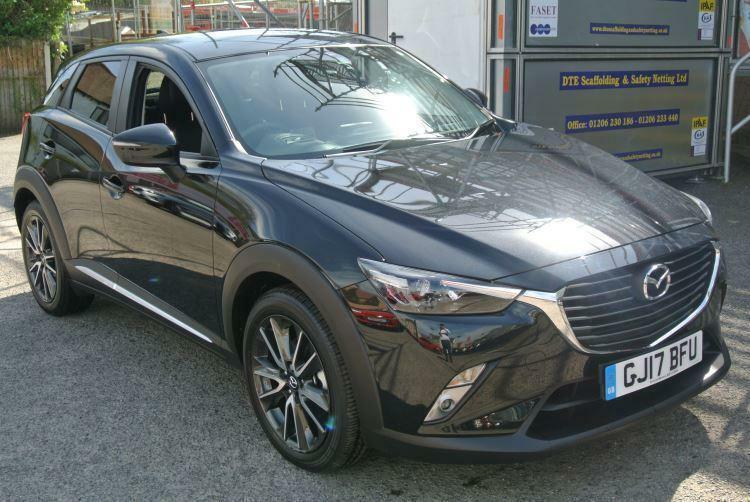 2017 mazda cx 3 sport nav awd automatic diesel hatchback in maidstone kent gumtree. Black Bedroom Furniture Sets. Home Design Ideas
