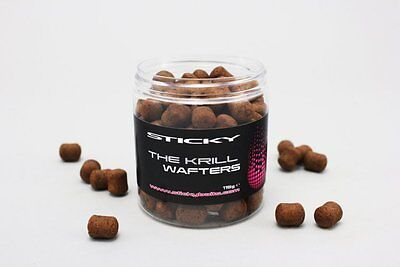 Sticky Baits NEW Carp Fishing The Krill Dumbell Wafters Balanced Hookbaits