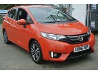 2016 Honda Jazz 1.3 EX CVT Automatic Petrol Hatchback