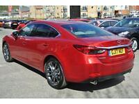 2016 Mazda 6 2.2d (150) Sport Nav 5dr (Ston Manual Diesel Saloon