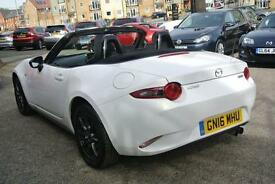 2016 Mazda MX-5 1.5 SE-L Nav 2dr Manual Petrol Convertible