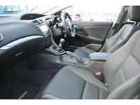 2015 Honda Civic 1.6 i-DTEC SR 5dr Manual Diesel Hatchback