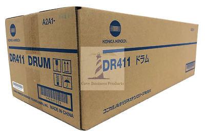 Genuine Konica Minolta Bizhub 223 283 36 363 42 Drum Dr411 A2a103d