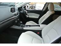 2016 Mazda 3 2.2d Sport Nav 5dr Auto (Leath Automatic Diesel Hatchback