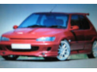 Peugeot 306 D-turbo / Gti-6 Body Kit