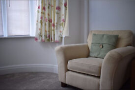2 M&S ARMCHAIRS