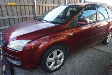 2006 Ford Focus (LOW KMs with COMPLETE Service History)