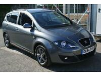 2014 SEAT Altea XL 1.6 TDI CR Ecomotive I Tech 5d Manual Diesel Estate