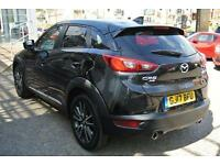 2017 Mazda CX-3 1.5d Sport Nav AWD Automatic Diesel Hatchback