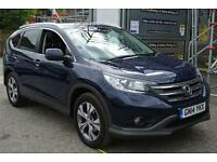 2014 Honda CR-V 1.6 i-DTEC SR 5dr 2WD Manual Diesel Estate