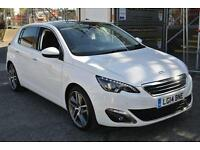 2014 Peugeot 308 1.6 THP 156 Feline 5dr Manual Petrol Hatchback