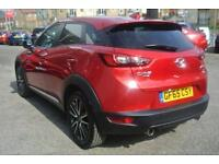2015 Mazda CX-3 2.0 Sport Nav AWD Manual Petrol Hatchback